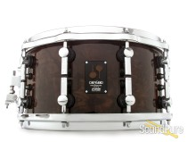 Sonor 14x7 One Of A Kind Snare Drum- Pacific Walnut Burl