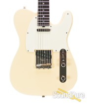 Michael Tuttle Tuned T Cream Electric Guitar #107 - Used