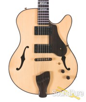 Buscarino Starlight Alaskan Yellow Cedar Archtop #SP04118216