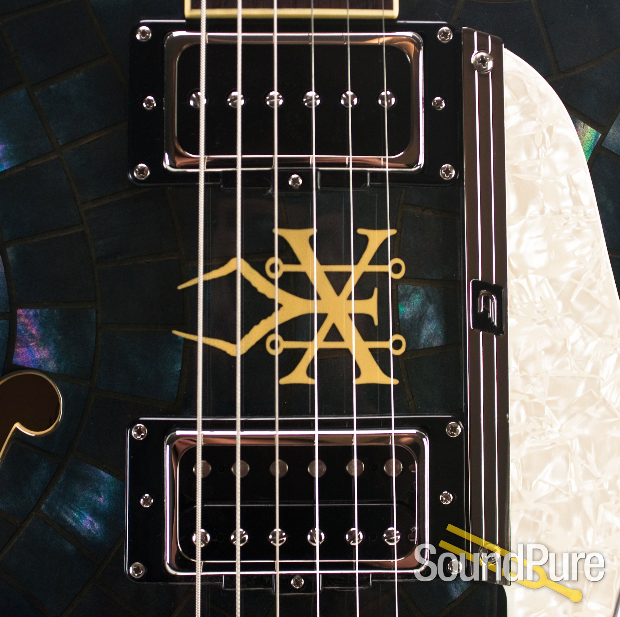 Duesenberg Soundgarden Alliance Series Black Hole Sun ...