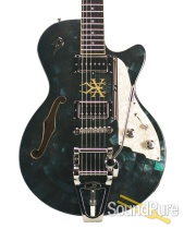 Duesenberg Soundgarden Alliance Series Black Hole Sun Guitar