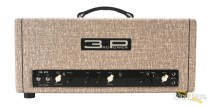 3rd Power Amplification Dual Citizen Fawn Amp Head