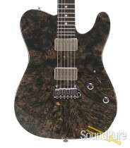 Suhr Classic T 24 Buckeye Burl Natural Electric #29904