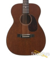 Martin 2002 00-17 Mahogany Acoustic Guitar - Used