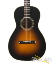 Eastman E20P-SB Addy/Rosewood Parlor Acoustic #150340023