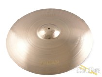 "Sabian 22"" Neil Peart Paragon Ride Cymbal-Brilliant"