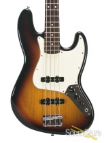 Fender MIM 3-Tone Burst Jazz Bass w/ Lollars - Used