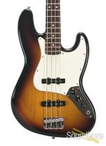 Fender MIM 3-Tone Burst Jazz Bass w/ Lollars - Used