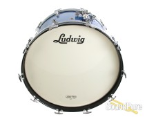 Ludwig 14x22 Blue Sparkle Bass Drum-1967