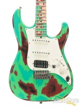Tyler Studio Elite HD Barn Yard Finish HSS Guitar #16082