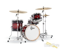 Gretsch 4pc Renown Drum Set Cherry Burst RN2-J484