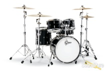 Gretsch 5pc Renown Drum Set Piano Black RN2-E605