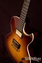 Benedetto Benny Antique Burst Electric Guitar S1142