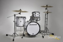 Ludwig Breakbeats Drum Set White Sparkle