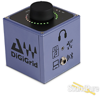 DiGiGrid Q Desktop Headphone Amplifier