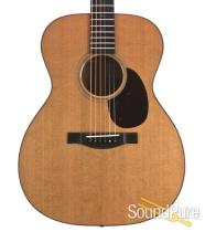 Santa Cruz OM/PW Cedar/Figured Hog SS Acoustic #5236