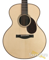 Santa Cruz F Model Moon Spruce/African Blackwood #1248