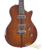 Taylor 2008 SB-C2 Koa Solidbody Electric #20080627905 - Used