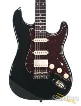 Michael Tuttle Custom Classic S Black HSS Roasted #396