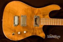 Soloway Swan G179 - Oregon Myrtle Original LN6 Electric Guitar