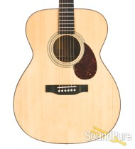 Eastman E10-OM Addy/Mahogany Acoustic #10945157 - Used