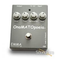 Emma OMP-1 OnoMATOpoeia Booster/OD Pedal *BLOWOUT*