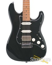 Suhr Classic Trans Black HSS Roasted Electric # 29912