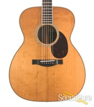 Santa Cruz OM Grand Torrefied Adirondack Acoustic #216