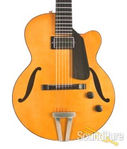 "Andersen Electric Archie 14"" Blonde Archtop #508 - Used"