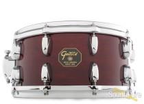 Gretsch 6.5x14 USA Custom Maple Snare Drum-Walnut Gloss