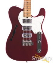 Suhr Classic T Candy Apple Red TV Jones Electric #31387