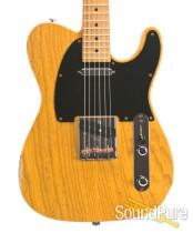 Suhr Classic T Antique 50's Trans Butterscotch SS #JST0H1C