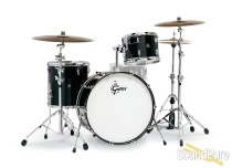 Gretsch 3pc Renown Drum Set Piano Black RN2-R643