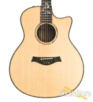 Taylor 916CE Natural Acoustic/Electric Guitar - Used