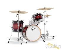 Gretsch 3pc Renown Drum Set Cherry Burst RN2-J483