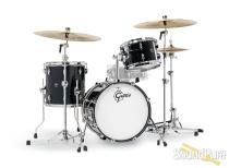 Gretsch 3pc Renown Drum Set Piano Black RN2-J483