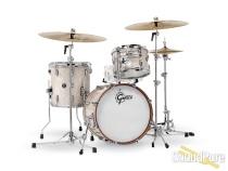 Gretsch 3pc Renown Drum Set Vinage Pearl RN2-J483