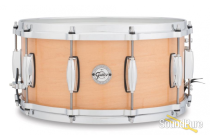 Gretsch 6.5x14 Full Range Maple Snare Drum Natural