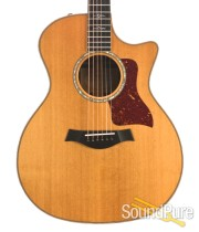 Taylor 814CE Grand Auditorium w/ Madagascar Rosewood - Used