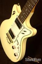 Duesenberg D-Caster Vintage White Electric Guitar