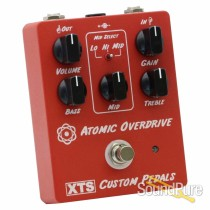 Xact Tone Solutions Atomic Overdrive Guitar Pedal