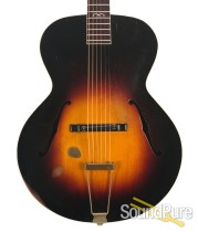 Gibson 1934 L-12 Sunburst Archtop Guitar #91632 - Used