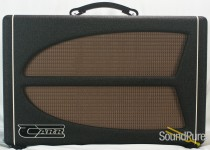 Carr Amplifiers Lincoln Bk/Tweed/Bk EL84 18/6w Combo Amp