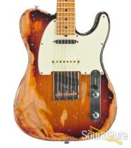 Suhr Classic T Extreme Antique 3-Tone Burst #28292 - Used