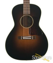 Bourgeois L-DBO/S Sunburst Acoustic Guitar #7334 - Used