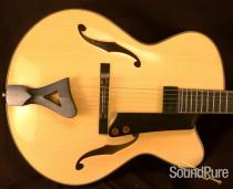 "Bill Comins Classic Model 17"" sn 182 Archtop Guitar"