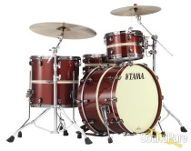 Tama 3pc Starclassic Performer B/B Drum Set-Fire Brick Red