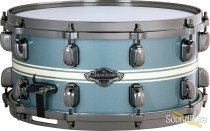 Tama 6.5x14 Starclassic Performer Snare Drum-Electron Blue