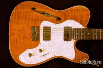 Zion Ninety Flame Maple/Swamp Ash 030824-1 - SOLD!