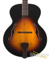 Eastman AR610E-CS Sunburst Archtop Guitar #11650237